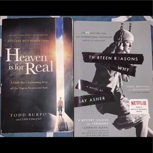 2 books that are a good read!